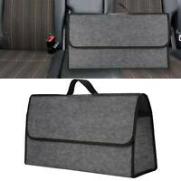 Car Boot Tidy Bag Storage Box Collapsible Trunk Organiser Travel Holder Case  UK