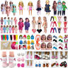 "Doll Clothes Underwear Pants Shoes Dress Accessories for 18""inch American Girl"