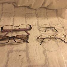 4x Prescription Glasses Bundle inc Guess & Miu Miu - eyewear