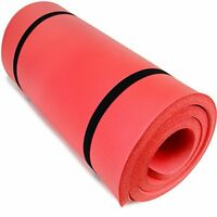 Yoga Cloud 1-inch Ultra Thick Exercise Fitness Mat | Camping Mattress