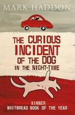 "The Curious Incident of the Dog In the Night-time Paperback Book ""Free Delivery"""