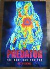 Внешний вид -  Shane Black THE PREDATOR 2018 Original Int'l 27x40 Double Sided Movie Poster B