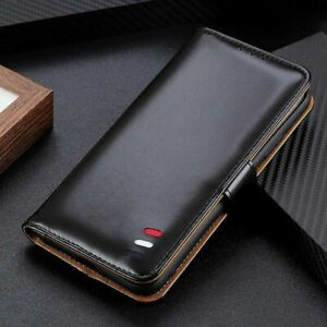 For Motorola Moto G Play/Power/Stylus 2021 Wallet PU Leather Flip Case Cover