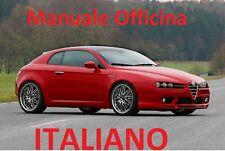 Alfa Romeo BRERA (2005/2010)  Manuale Officina Riparazioni Manutenzione ITALIANO