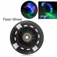 80Mm Led Flash Wheel Mini  Flashing Lights Back Rear