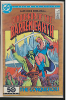 Conqueror Of Barren the Earth #4, May 1985 DC Comic Book, ~FN