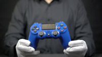 SONY Playstation 4 Days of Play DualShock Controller - 'The Masked Man'