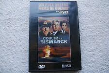 """DVD """"Coulez le Bismarck""""."""