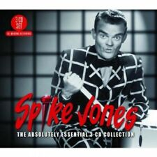 Spike Jones ABSOLUTELY ESSENTIAL COLLECTION Best Of 60 Tracks NEW SEALED 3 CD