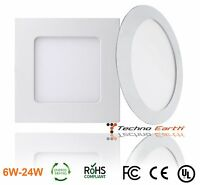 6W 9W 12W 15W 18W 24W Dimmable LED Recessed Ceiling Panel Down Light Bulbs Lamp