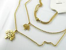 Markenlose Echtschmuck-Halsketten & -Anhänger aus Edelstahl mit Besondere Anlässe