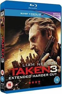 Taken 3 Blu-ray or DVD - Brand New - Fast and Free Delivery