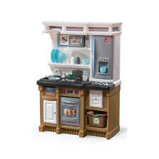 Step2 Lifestyle Custom Kitchen with 20 piece Kitchen Accessory Set
