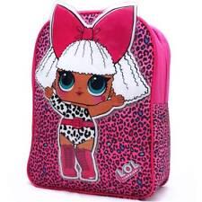 LOL Kinderrucksack Kindergartentasche l.o.l. Surprise Diva 3D Schleife Mädchen