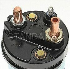 New Solenoid SS418 Standard Motor Products
