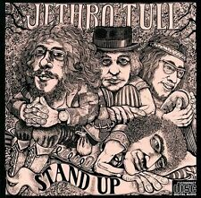 Jethro Tull: Stand Up (CD, Capitol/EMI Records)