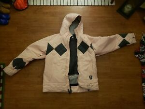 Ronin Burton Mens Special Edition Snowboarding Jacket Size Large