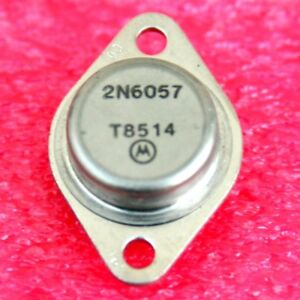 2N6057 Motorola transistor NEW old stock
