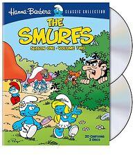The Smurfs - Season 1, Volume 2 (DVD, 2 disc SET) NEW !!!