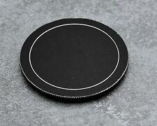 52mm Metal Screw-In Front Lens Cap for Nikon Canon Sony Pentax Minolta (#586)
