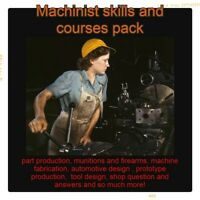 MACHINIST HOW TO PACK| courses - guides | Learn Machining skills