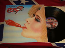 Teaze-a tasto of teaze LP AOR 1984 Heavy Metal America HM USA 4