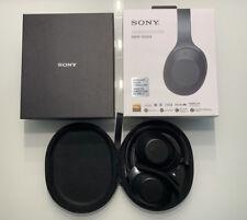 Sony MDR-1000X Kabellose Kopfhörer Mit Noise Cancelling - Schwarz mit Garantie