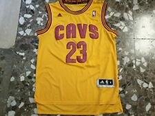 Adidas nba basket jersey Cleveland Cavaliers #23 Lebron James Size M adult.