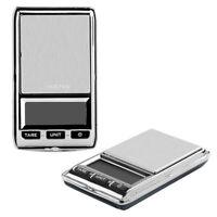 0.01g - 500g Gram Mini Digital LCD Balance Weight Pocket Jewelry Diamond Scale