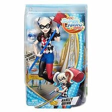 Dc Super Hero Girls Harley Quinn 12 Action Doll Toy Play Dc Superhero Girls New