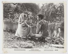 1965 ELVIS PRESLEY HARUM SCARUM ORIGINAL 8X10 MOVIE PHOTO WITH MARY ANN MOBLEY