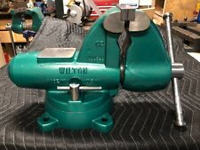 Wilton C2 Bullet Vise New Main Amp Pipe Jaws Refurbished Excellent Condition