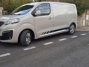 Bandes décoratives Covering Peugeot Sport Expert Traveller 2016 / 2020