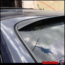 Rear Roof Spoiler Window Wing (Fits: BMW 3 series 1999-2005 4dr E46) SpoilerKing