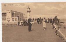 Belgium, Ostende, Le Bout de l'Estacade Postcard, B274