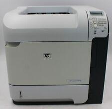 HP LaserJet P4015N Standard Monochrome Laser Printer W/TONER TESTED