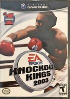 Knockout Kings 2003 GameCube Brand New
