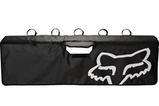 FOX RACING BLACK LOGO PREMIUM MTB TAILGATE COVER PAD BIKE CYCLE XC FR DH SMALL