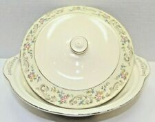 Vintage Paden City Pottery Duchess Covered Vegetable Serving Casserole Dish USA