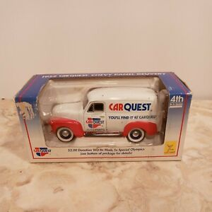 1952 Carquest Chevy Panel Delivery Truck, SpecCast Die Cast, 1999 4th in series