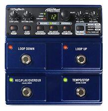 Digitech JamMan Stereo Looper Phaser Sampler Pedal JML2