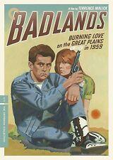 CRITERION COLLECTION: BADLANDS - DVD - Region 1 - Sealed