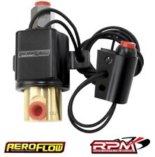 Aeroflow Launch Control Line Locker with Solenoid, Indicator Light, Install Kit