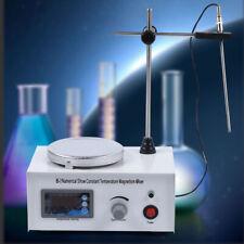 Labor Mischer Digitale Magnetrührer Stirring Magnetische mit Heizplatte 1000ML