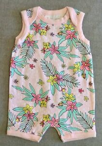 NWT - 000 - ROMPER SUIT FOR YOUR NEW BABY GIRL - VERY CUTE