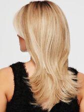 Fashion Women Wigs Long Curly Blond Hair Rose Net High Temperature Silk Wigs