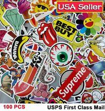 Lot 300 Random Vinyl Laptop Skateboard Stickers bomb Luggage Decals Dope Sticker