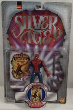 Previews Exclusive Marvel's Silver Age - 1st Appearance Spider-Man Toy Biz (MOC)