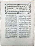 Sancerre en 1791 Selles sur Cher Inquisition à Lisbonne Portugal Autodafé Dupré