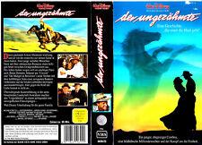 """VHS - """" Walt Disney - Der UNGEZÄHMTE """" (1988) - Tom Burlinson"""